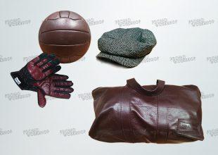 Футбол в ретро стиле для «Балтика»