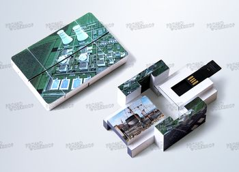 Головоломка с USB-флешкой
