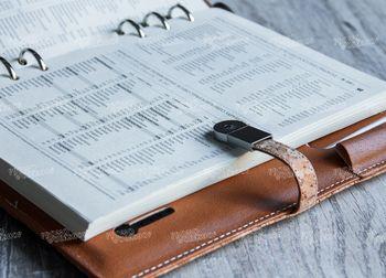 Многофункциональный ежедневник с USB накопителем и Power Bank