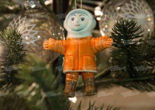 Новогодние игрушки «Космос»