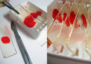 Карамель в виде пластинок для анализов крови из пальца