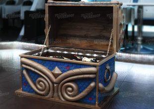 Декоративный сундук