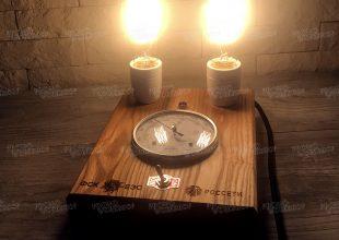 Настольная лампа «Барометр»