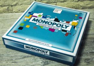 Игра на тему «Монополии»