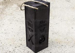 Подарочная упаковка для алкоголя