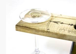 Держатель для винных бокалов