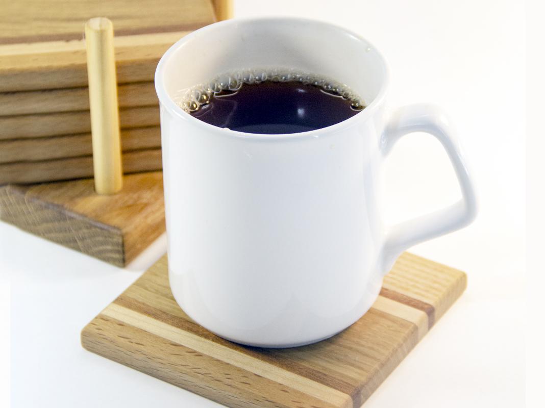 Костеры для стаканов с горячими и холодными напитками