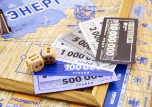 Экономическая игра «Энергетик»