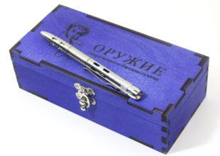 Тактическая ручка»Оружие современного джентльмена»