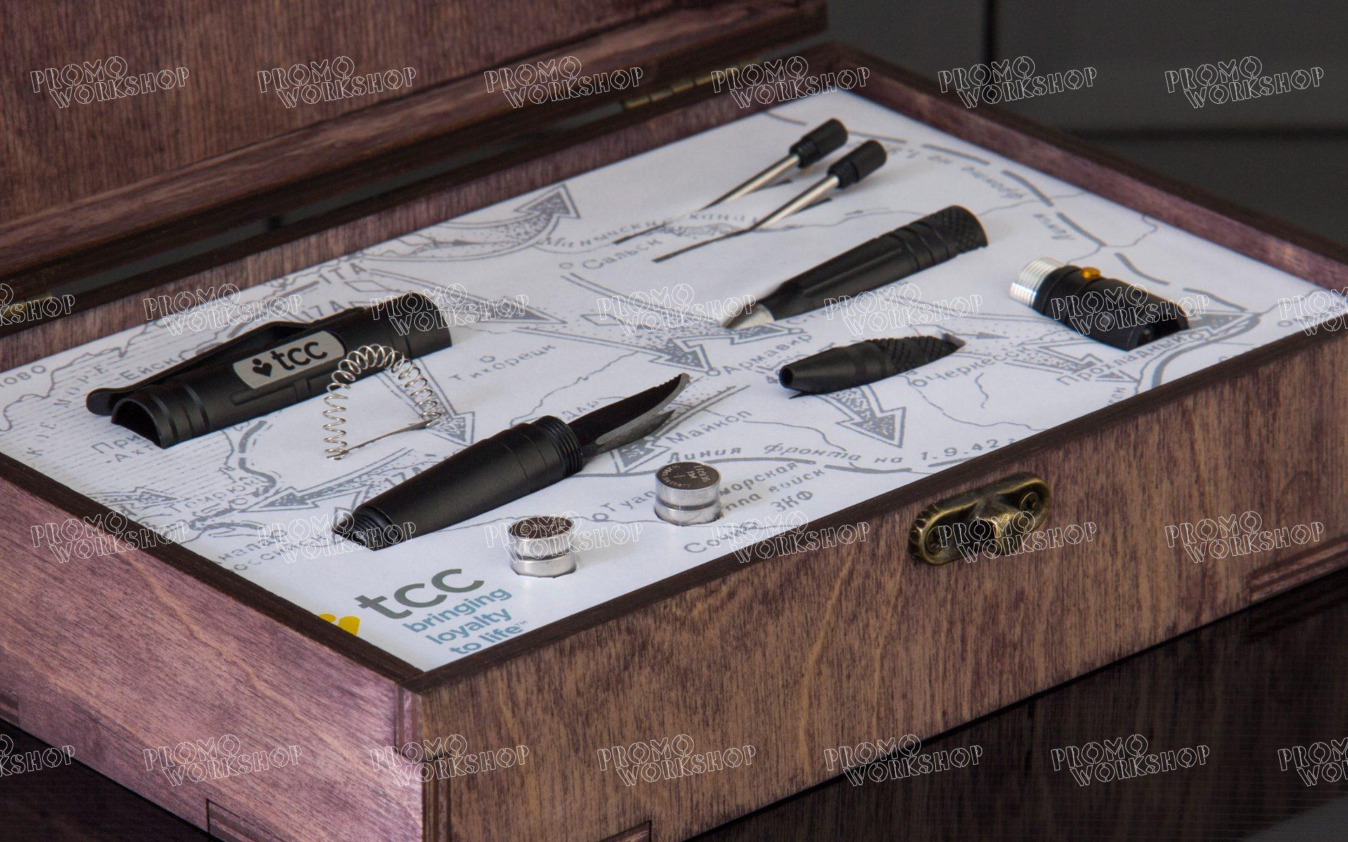 Подарки для мужчин, тактическая ручка, упаковка