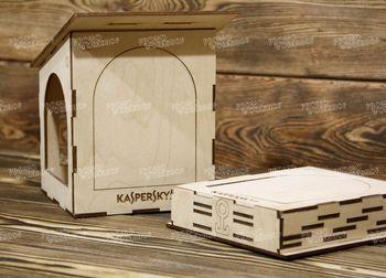 Кормушка для птиц, Kaspersky Lab