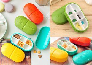 Контейнеры для капсул и таблеток