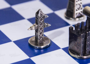 Стилизованные шахматы
