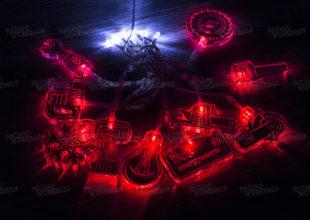 Новогодний набор «Все инструменты»