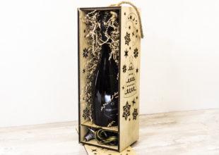 Лампа-футляр «Щелкунчик»