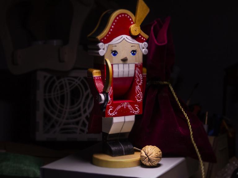 Новогодний набор «Щелкунчик»